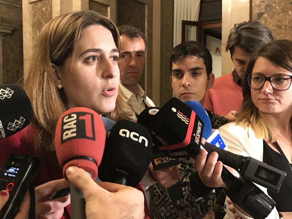 PDeCAT dice que el plan de Rajoy contra el referéndum confirma su «postureo» sobre dialogar