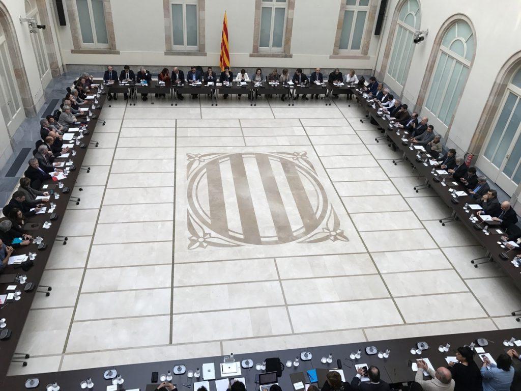 Ribas afirma que ICV se siente «identificada» con el manifiesto del Pacte pel Referèndum
