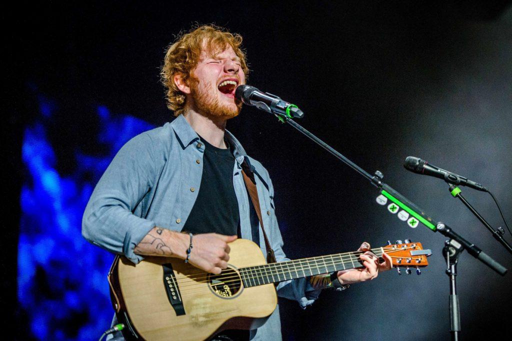 Agotadas en horas las entradas para el concierto en Madrid de Ed Sheeran