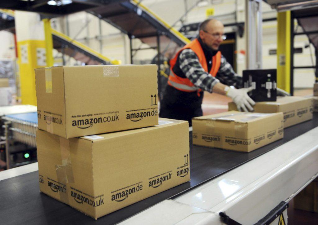 Amazon cuadruplica su beneficio al ganar 2.371 millones de dólares en 2016