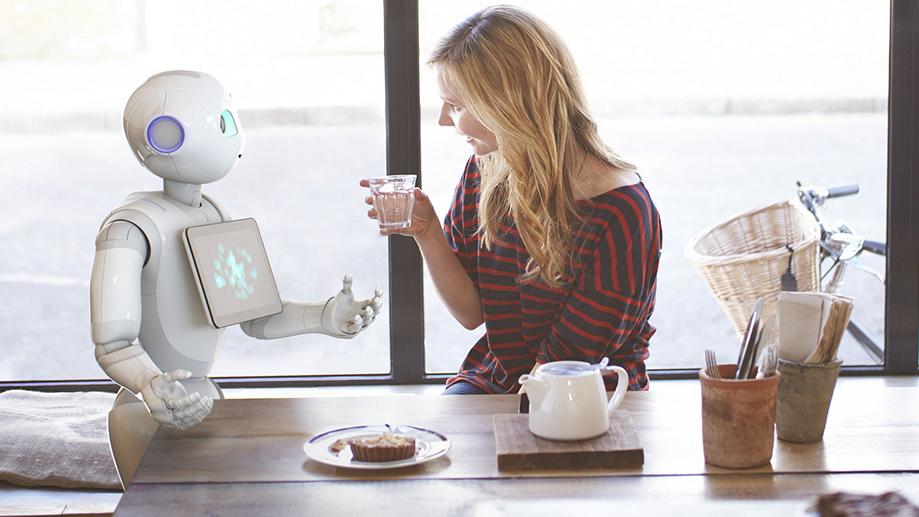Lo último en relaciones públicas: robots humanoides para encandilar a tus clientes