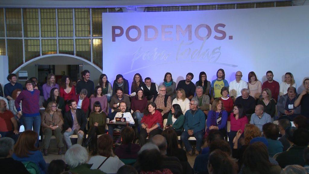 Iglesias y Urban pactan «derrotar a la Triple Alianza» con movilización social y buscar la reforma de la Ley de Amnistía