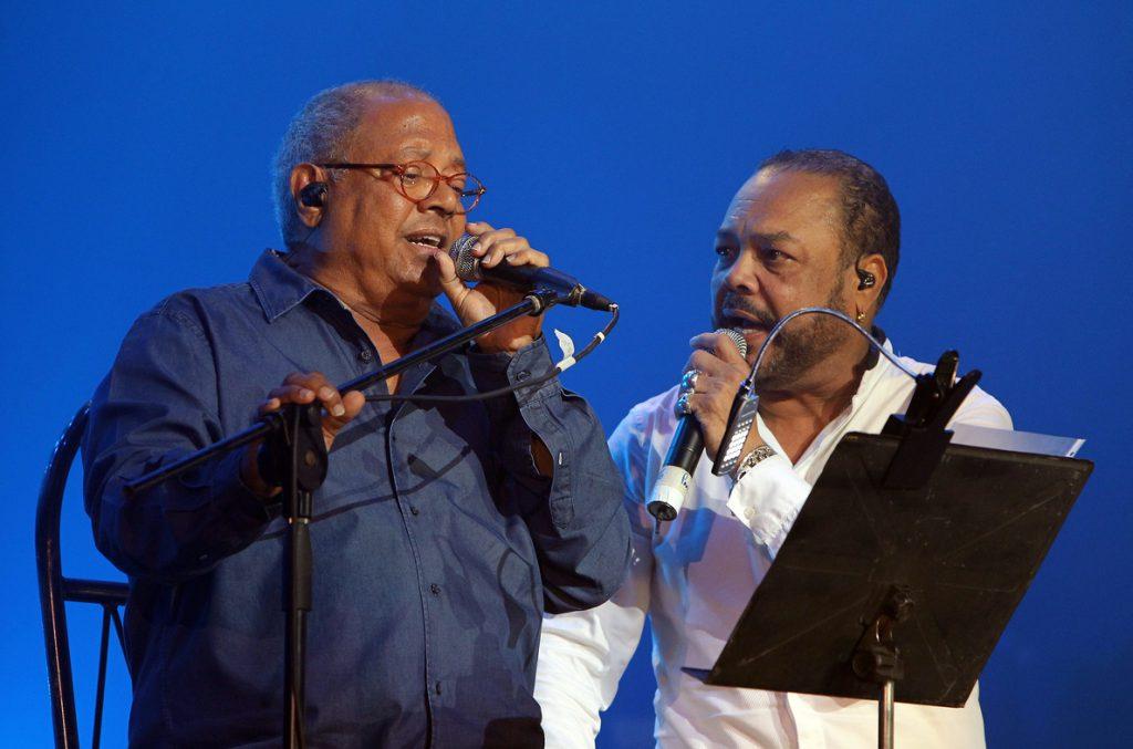 Pablo Milanés y Pancho Céspedes, juntos en un único concierto en Marbella (Málaga)