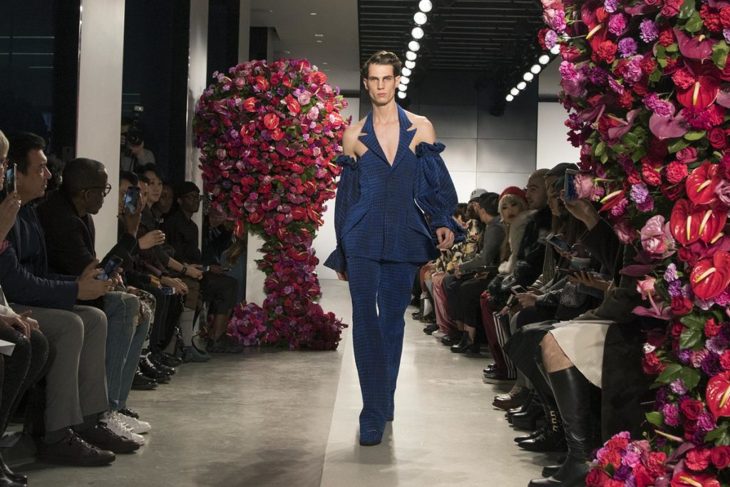 Palomo Spain cierra la Semana de la Moda de Hombres con una vocación rompedora