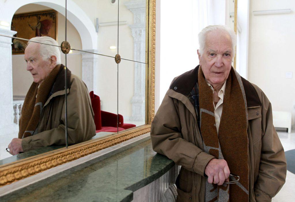 El actor argentino Federico Luppi asegura que con Macri no llega a fin de mes