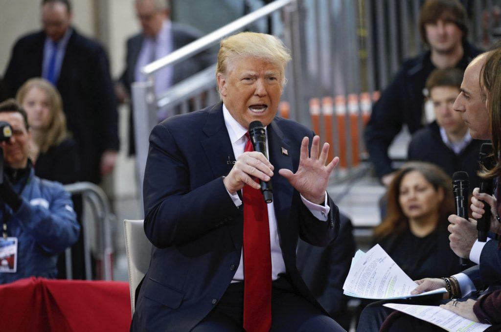 Trump atribuye el ataque junto al Louvre a un «terrorista radical islámico»