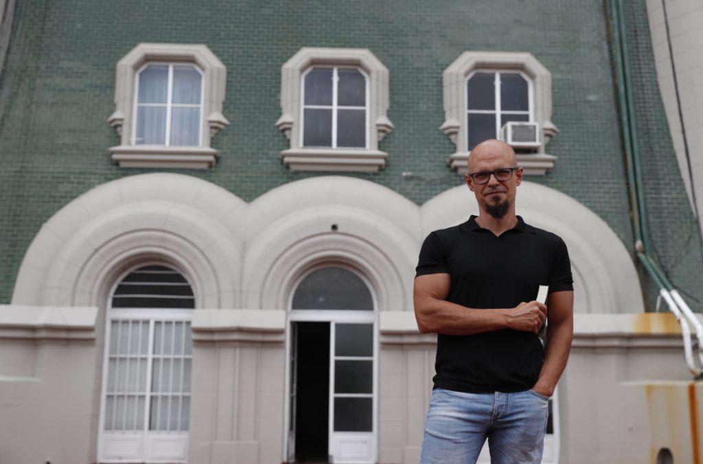César Pérez Gellida, de la novela negra castellana a la masonería argentina