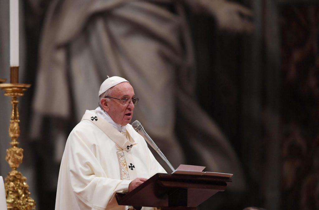 El papa desea que la Super Bowl sea «símbolo de paz, amistad y solidaridad»