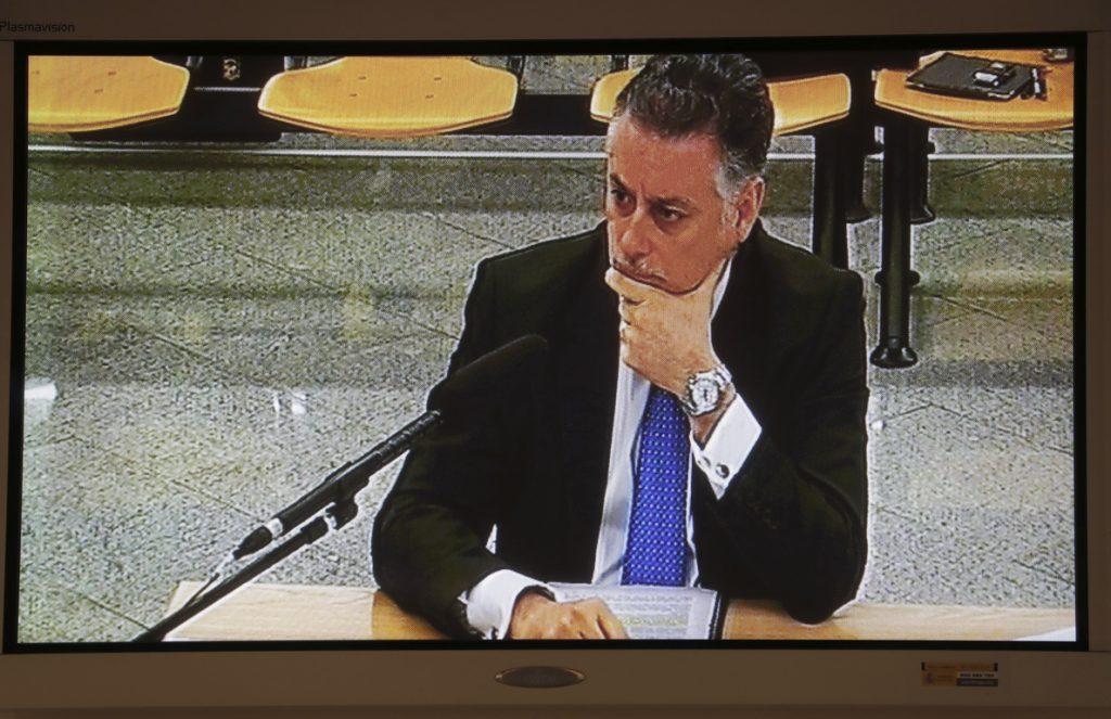 El juicio de Gürtel encara la recta final de las declaraciones de los acusados