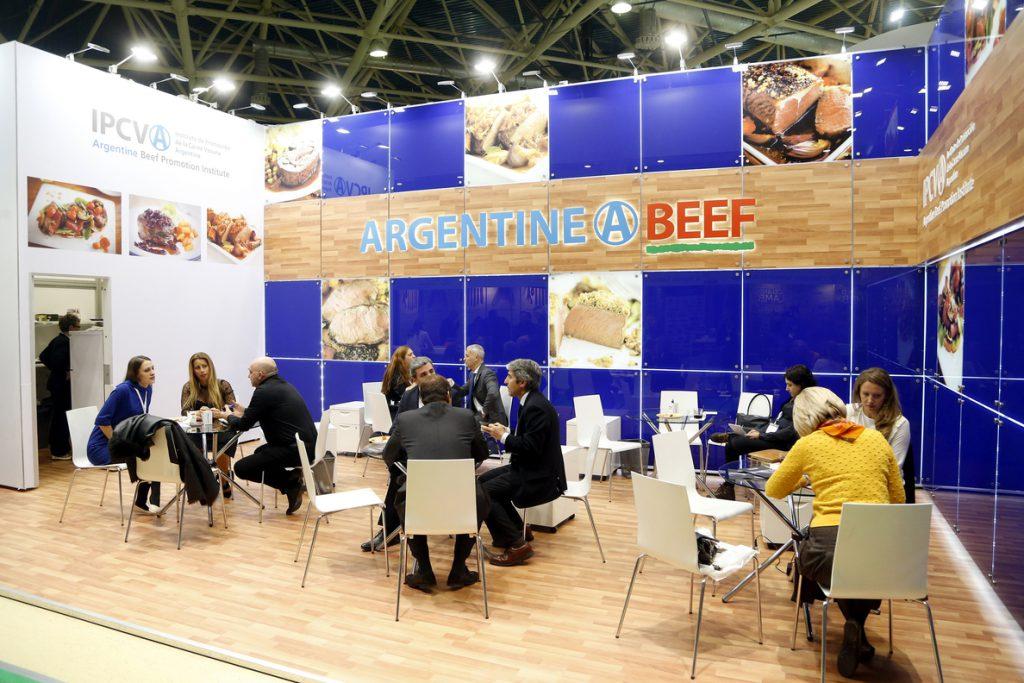 España y nueve países latinoamericanos presentes en la feria de alimentos de Moscú