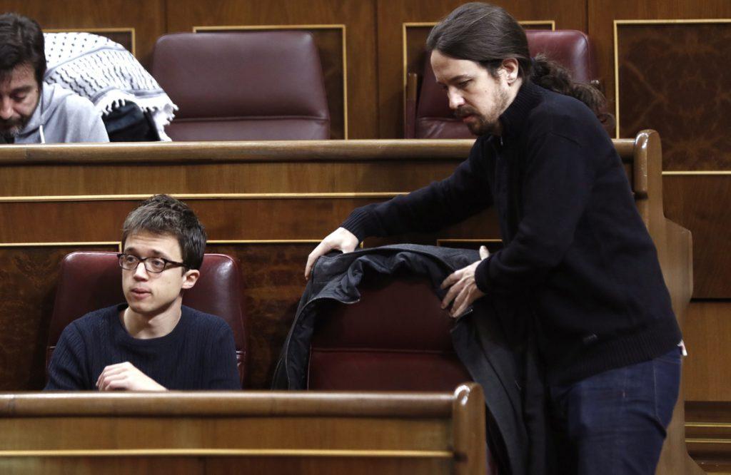 Iglesias ofreció a Errejón ser candidato a la alcaldía de Madrid