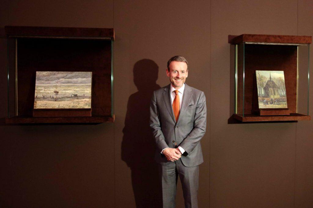 El Museo de Capodimonte de Nápoles expone los Van Gogh recuperados en Italia