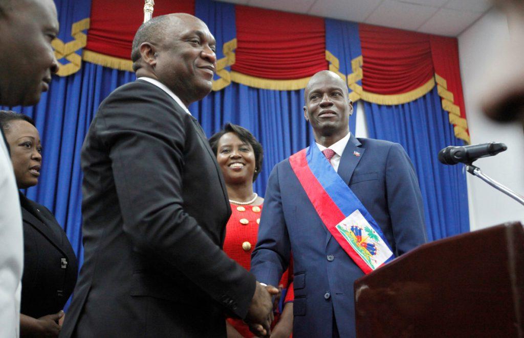 Jovenel Moise asume la Presidencia de Haití tras más de un año de parálisis política