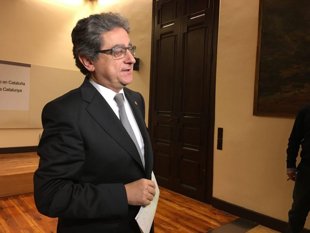 Millo pide confianza en la imparcialidad de la justicia en el juicio del 9N