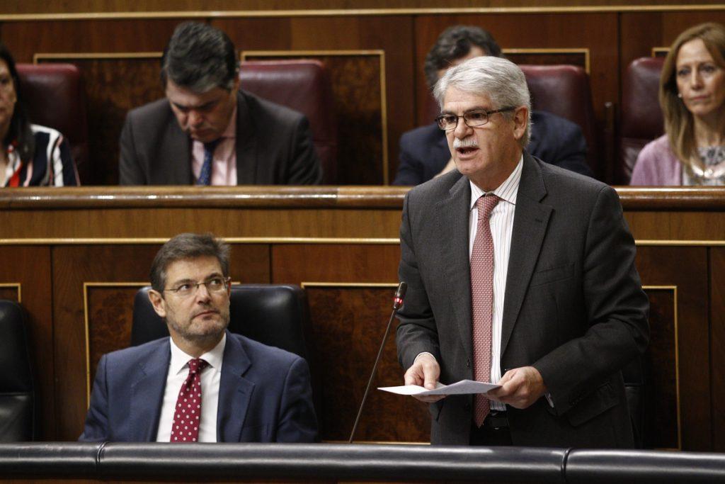 El PSOE quiere que Rajoy exija a Trump «respeto» para los mexicanos