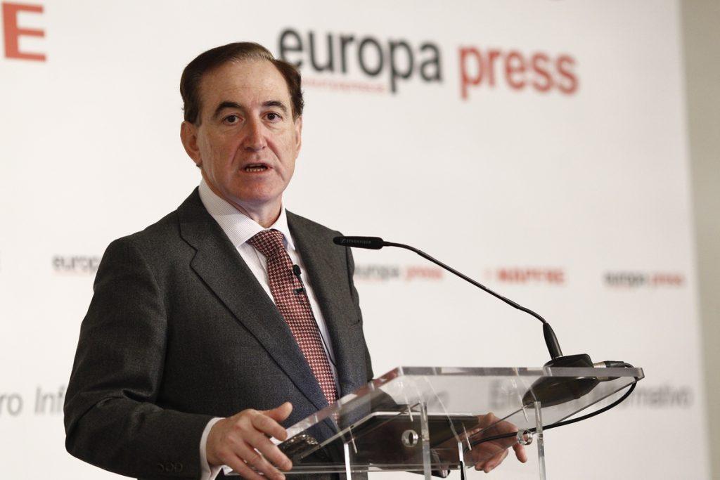 (Am.) Mapfre no prevé realizar compras en España aunque sigue «con interés» lo que pasa en el mercado