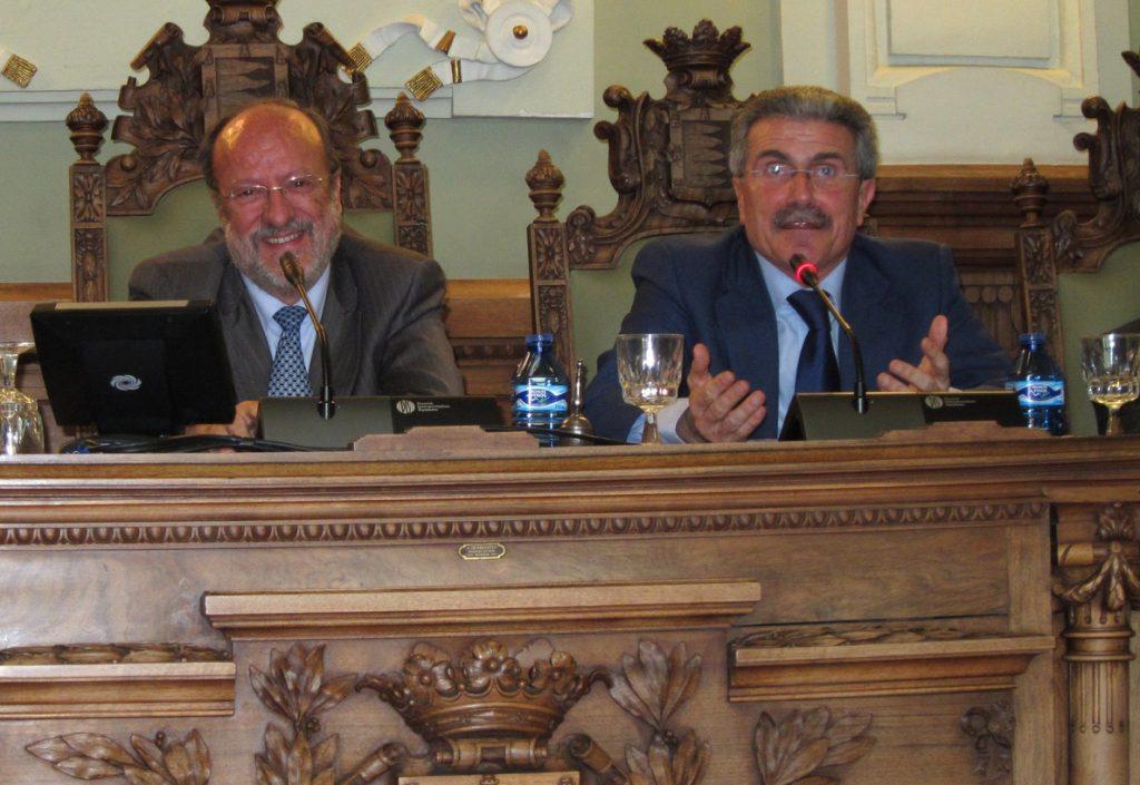Exedil de Valladolid Manuel Sánchez y Carlos Baró declaran mañana como investigados por el caso de la 'comfort letter'
