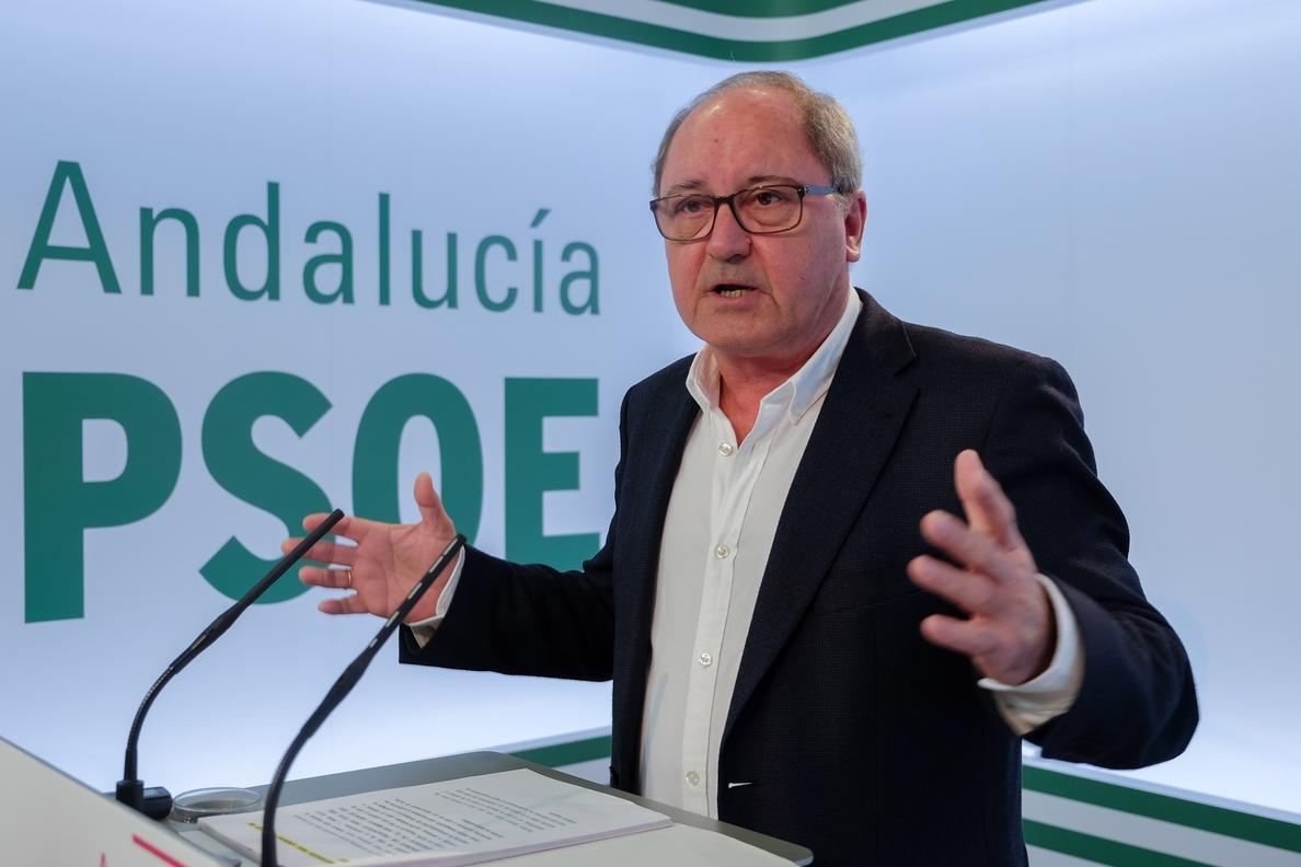 PSOE-A celebrará el 4 de marzo su acto por el Día de Andalucía, en el que intervendrá Susana Díaz