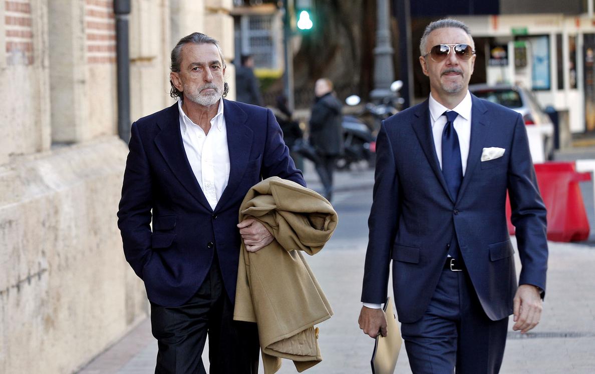 Correa, Crespo y »El Bigotes», a prisión sin fianza por riesgo de fuga