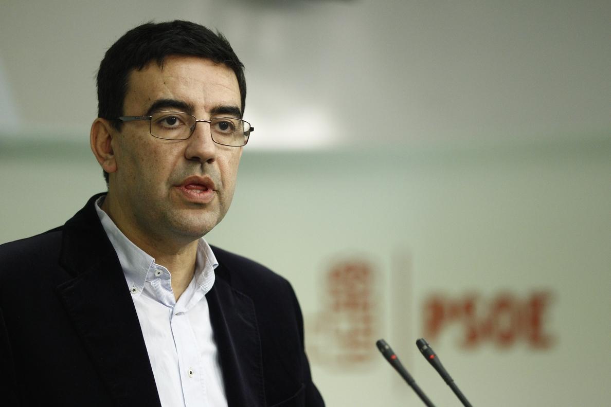 La Gestora del PSOE dice que el Gobierno «se está equivocando» con los estibadores y «va a plantear un grave quebranto»