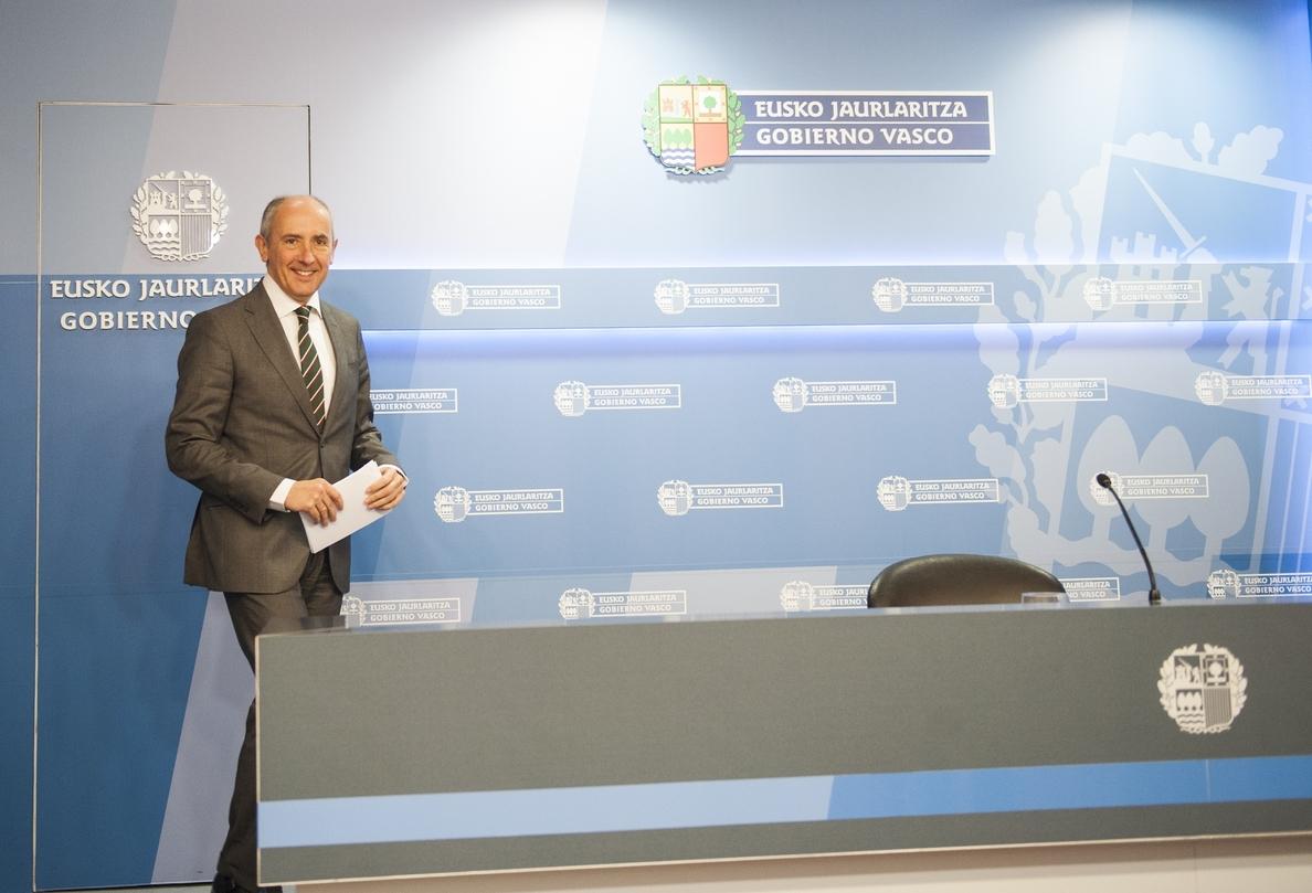 Gobierno vasco reprocha a la izquierda abertzale que mirara «hacia otro lado» ante los atentados contra la Ertzaintza
