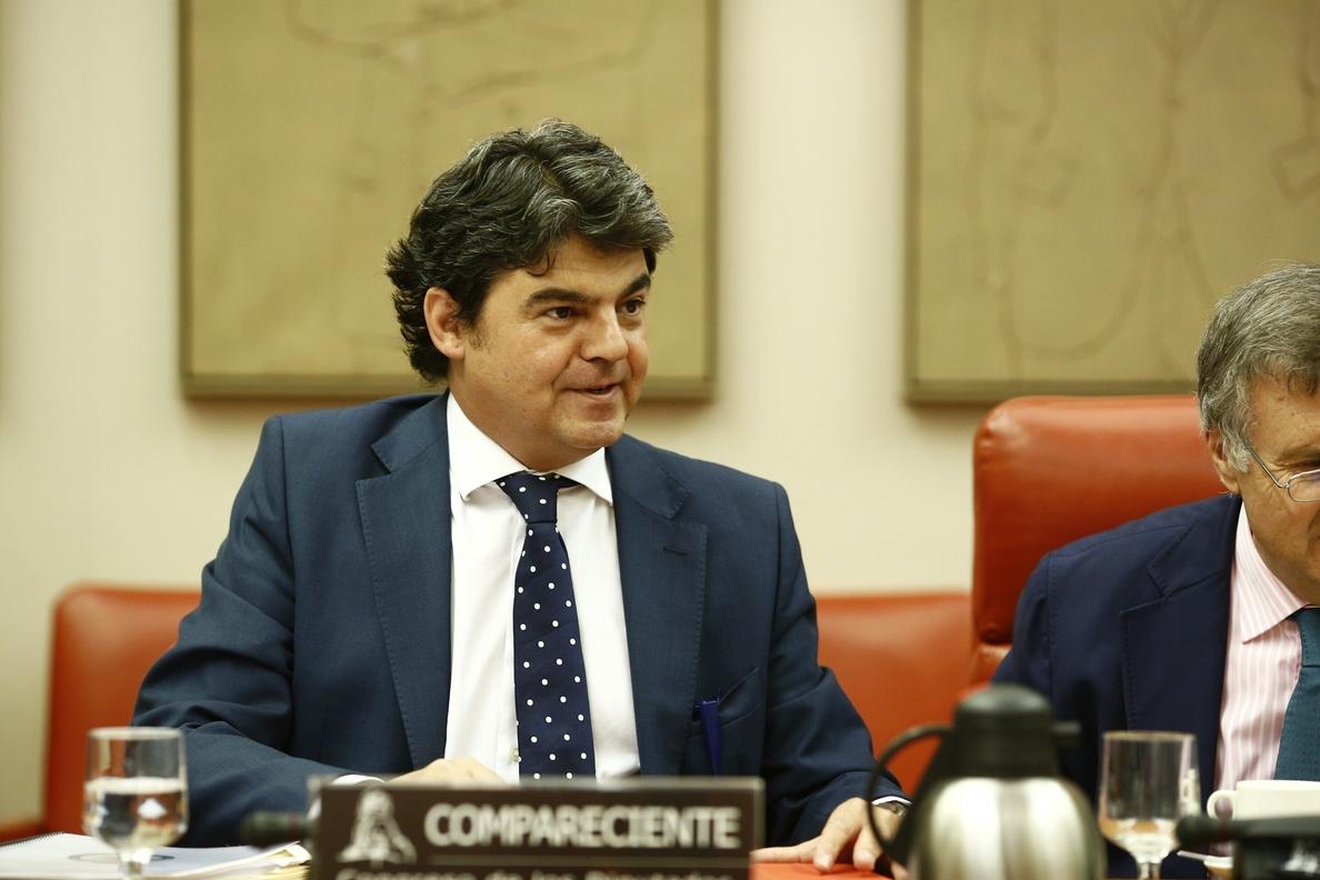 Moragas presenta hoy en el Congreso el informe del Gobierno sobre amenazas a la seguridad nacional