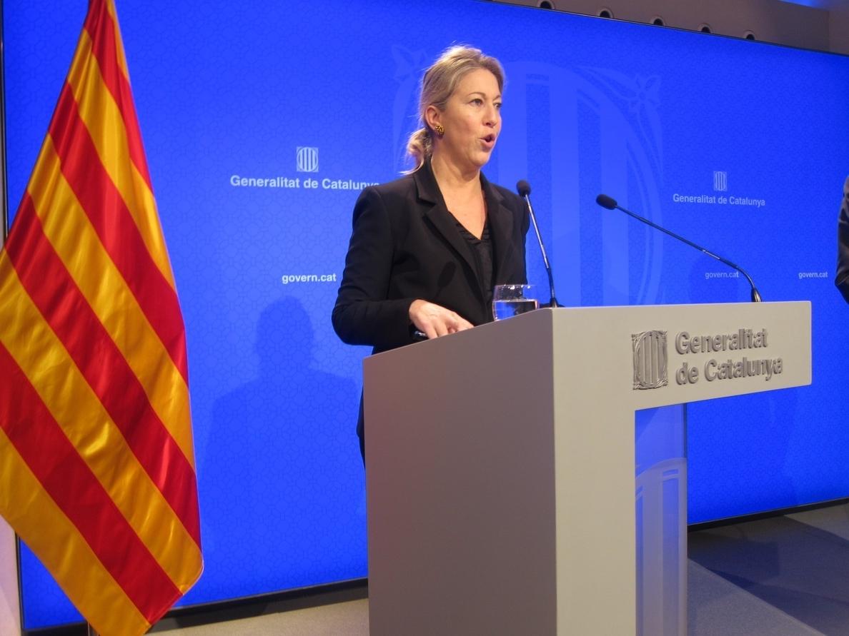 Munté ve «radicalización y bunkerización» de Rajoy con Cataluña y pregunta dónde está el diálogo