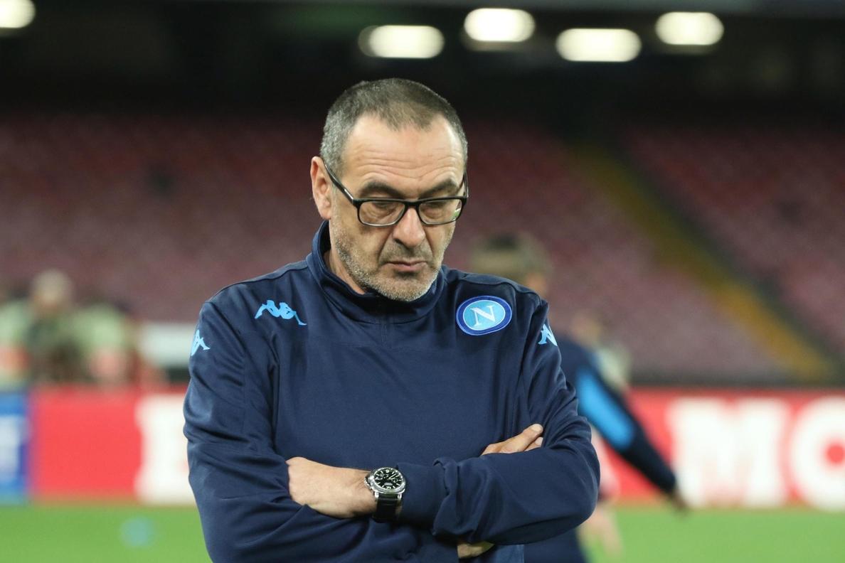 El Nápoles realiza las últimas pruebas tácticas antes de viajar a Madrid