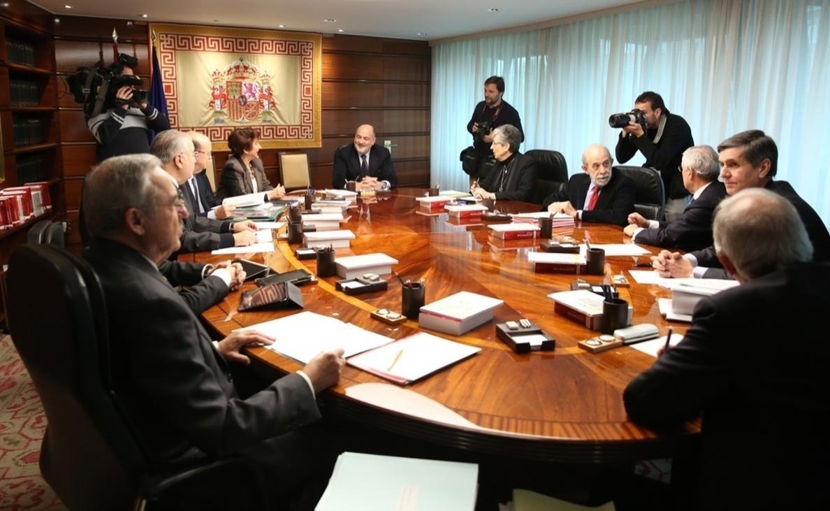 El Senado prevé elegir el 7 de marzo a los cuatro magistrados del TC que le toca renovar