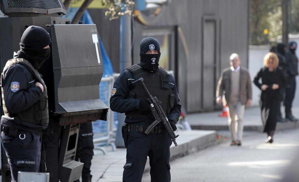 Turquía detiene a un sospechoso de planear la masacre de Nochevieja, según un periodico