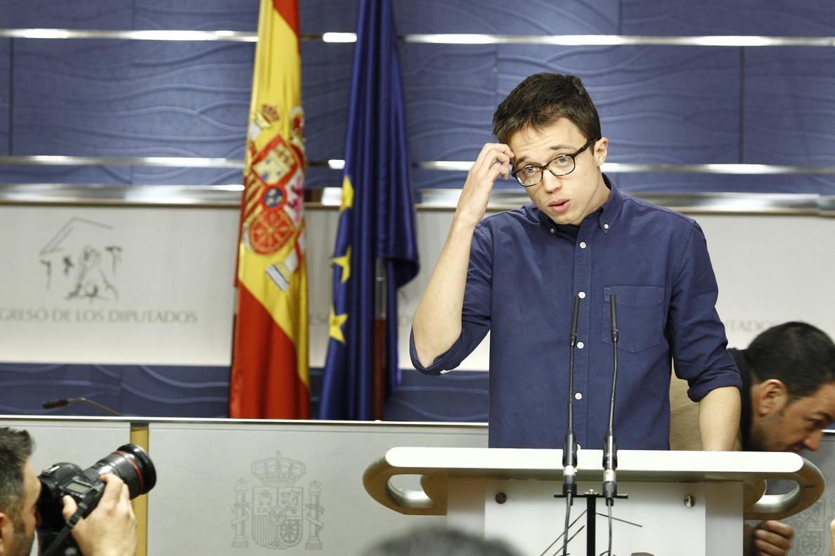 Unidos Podemos avisa que su comisión de investigación no se centra en una caja u otra sino en todo el sector