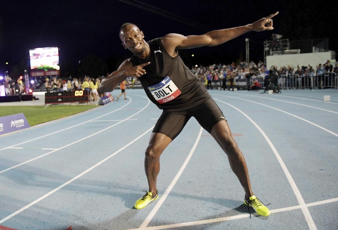 Usain Bolt: «La inmortalidad lo significa todo para mí»
