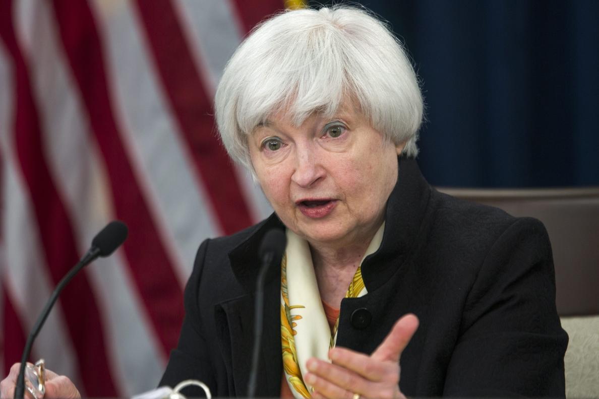 Yellen insta a Trump a mantener las cuentas públicas «en trayectoria sostenible»