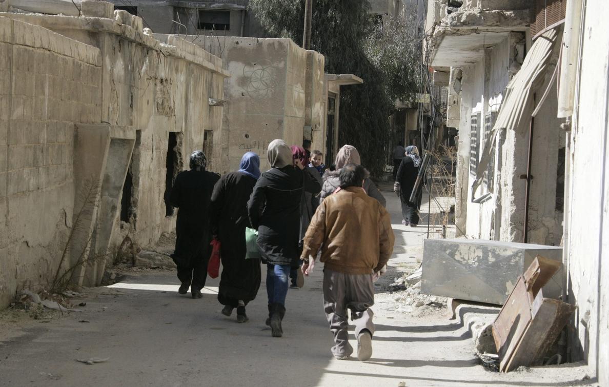 Al menos 46 combatientes muertos en choques entre facciones en el norte sirio
