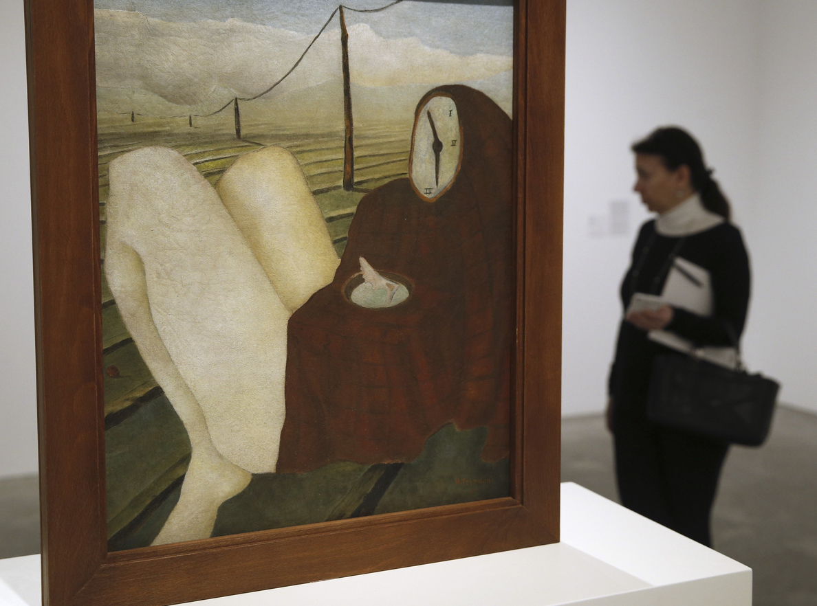El surrealismo en Egipto se reencuentra con el «Guernica» 80 años después