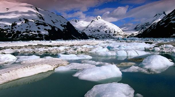 El deshielo de glaciares del ártico canadiense se dispara un 900% en 10 años
