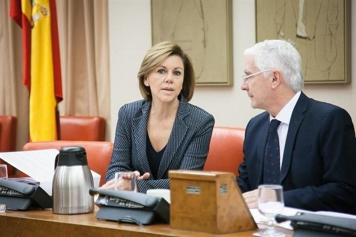 España espera mantener «excelentes relaciones» con EEUU y cumplir objetivo del 2% para defensa «progresivamente»