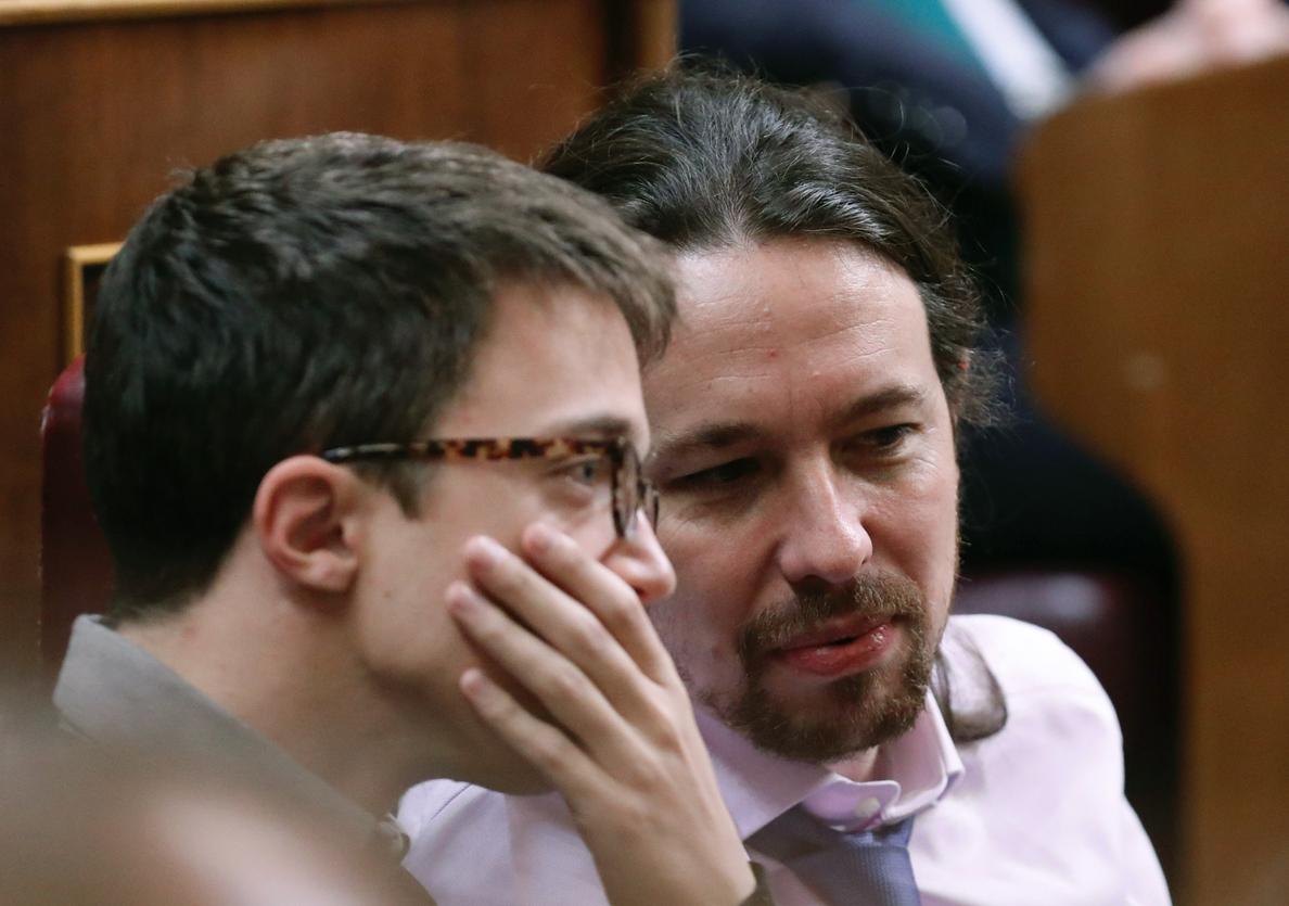 Iglesias: Si el Gobierno utilizó a la Fiscalía debe tener consecuencias