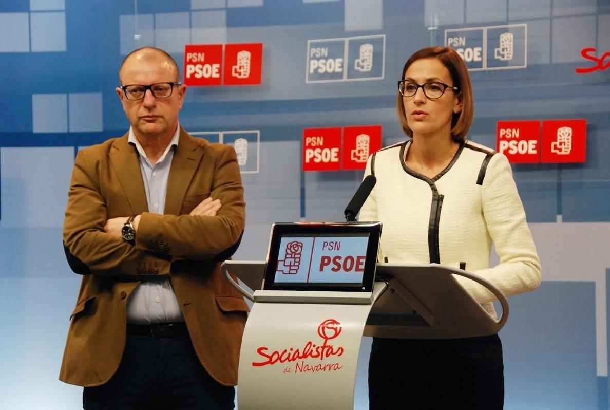 PSN critica la «deriva nacionalista» en materia educativa del Gobierno de Navarra: «Está dando pasos sectarios»