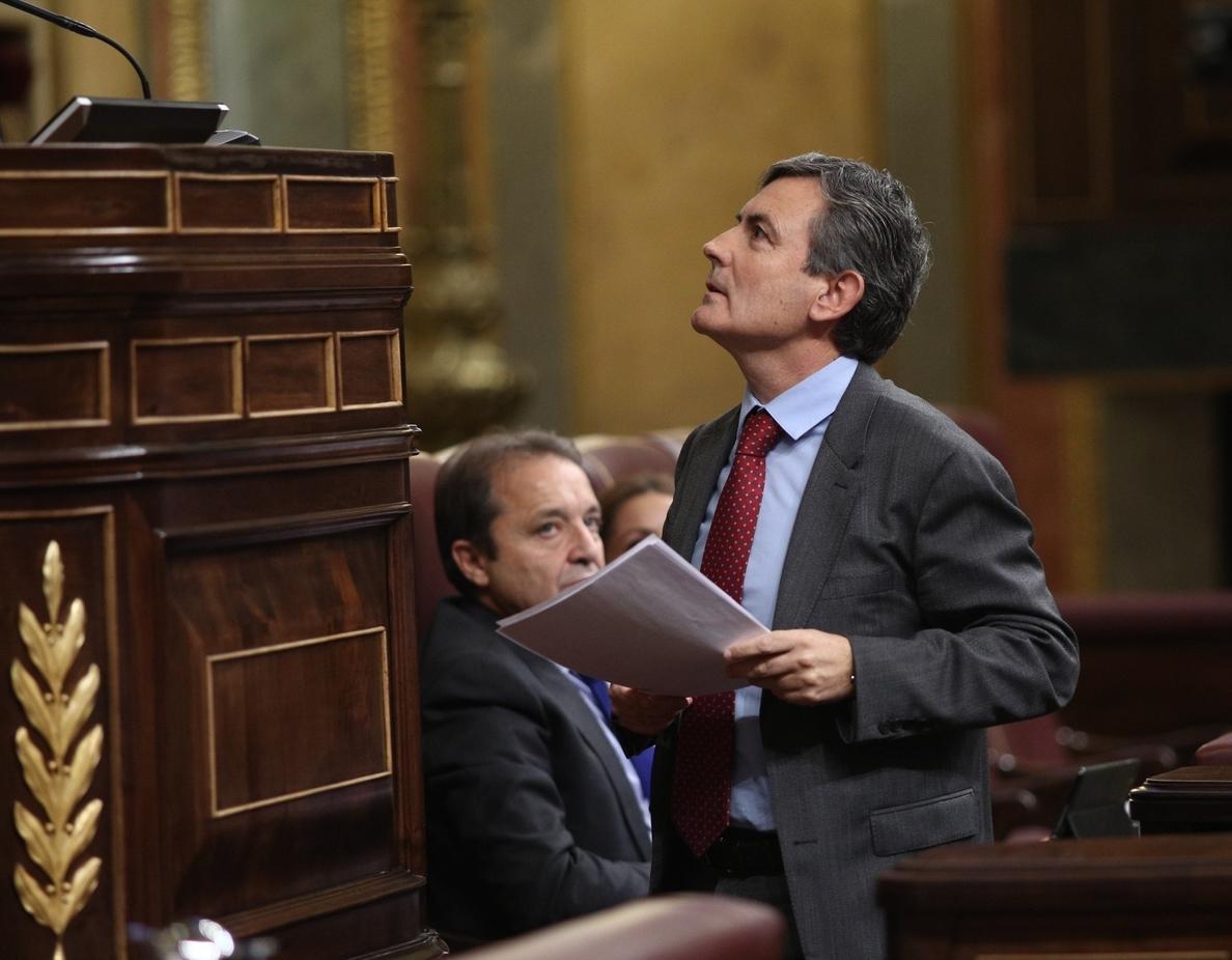 El PSOE pide cuentas al fiscal en el Congreso por la «injerencia» del Gobierno en el caso del presidente de Murcia