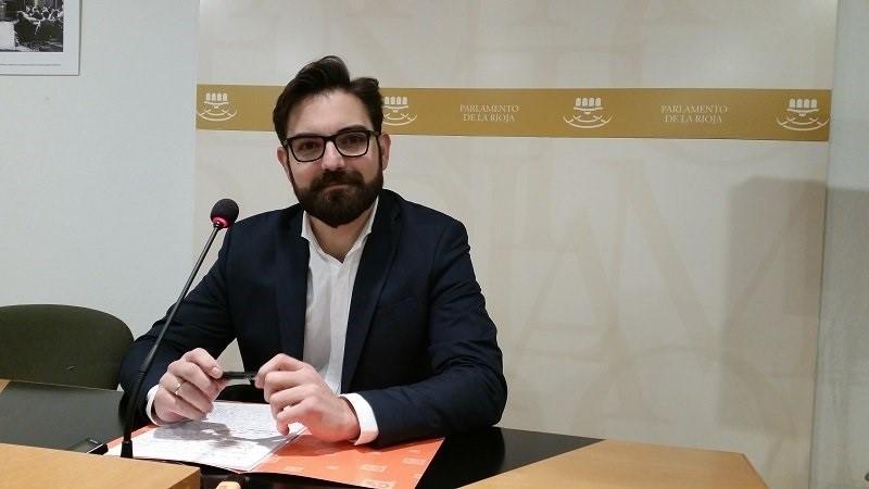 Cs La Rioja dice que «es responsabilidad» del PP que Sanz «de un paso al lado» si hay irregularidades