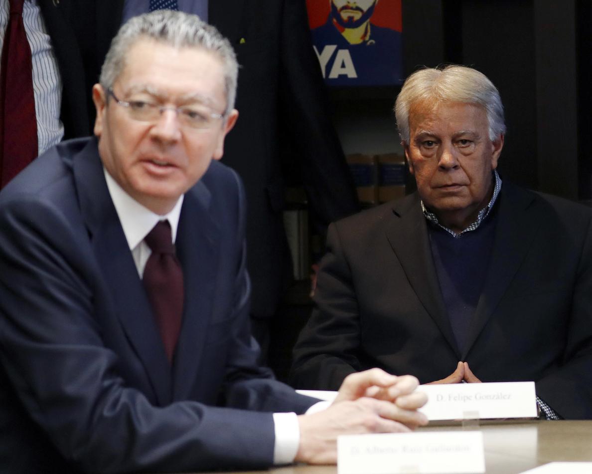 González pide a Pablo Iglesias «dar la cara» por los presos políticos en Venezuela