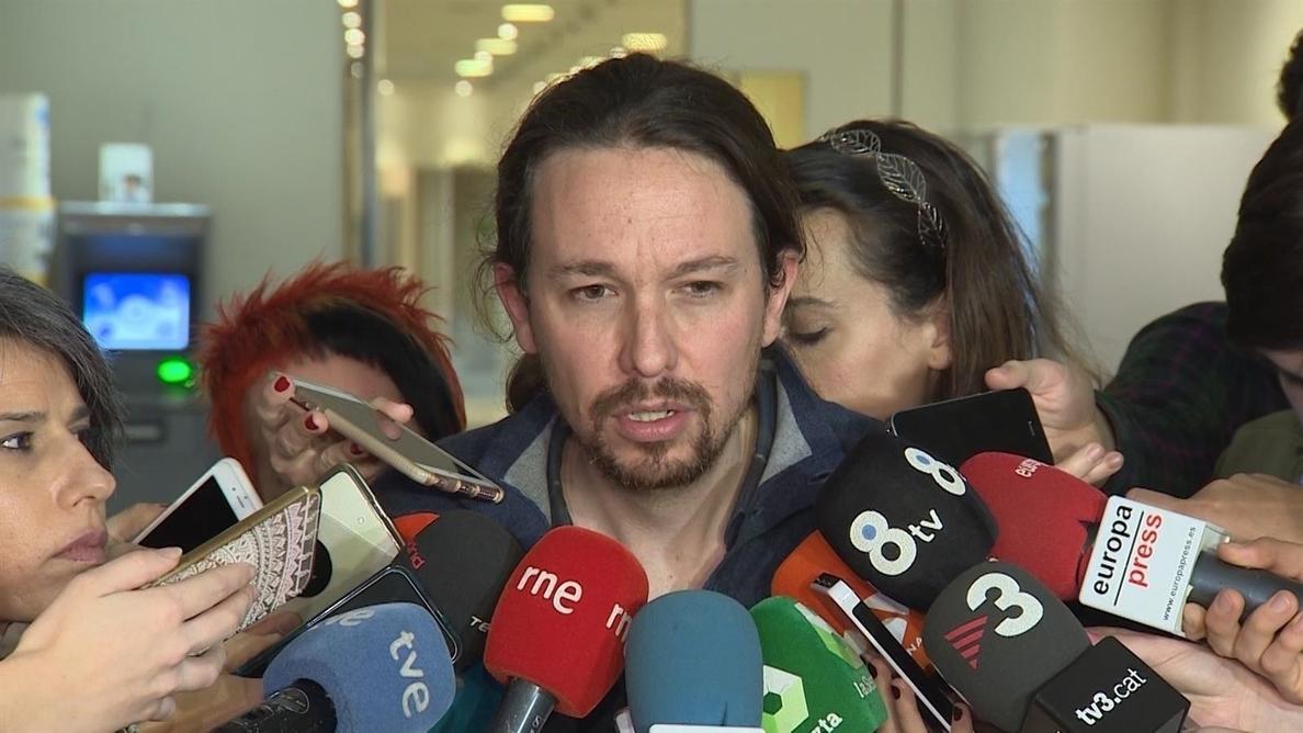 Iglesias responde a Felipe González: «El mayordomo de Carlos Slim no nos da lecciones de democracia»