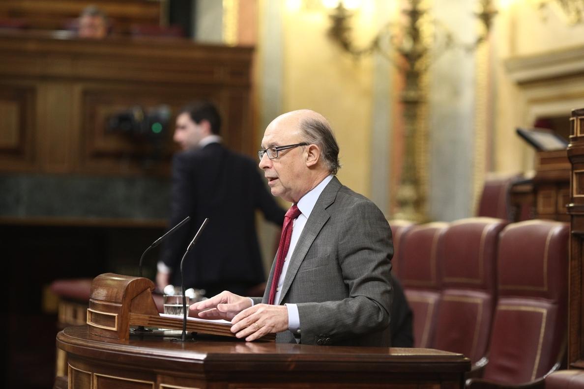 La nueva Ley de Contratos supera su primer debate en el Congreso con el rechazo al veto de Unidos Podemos