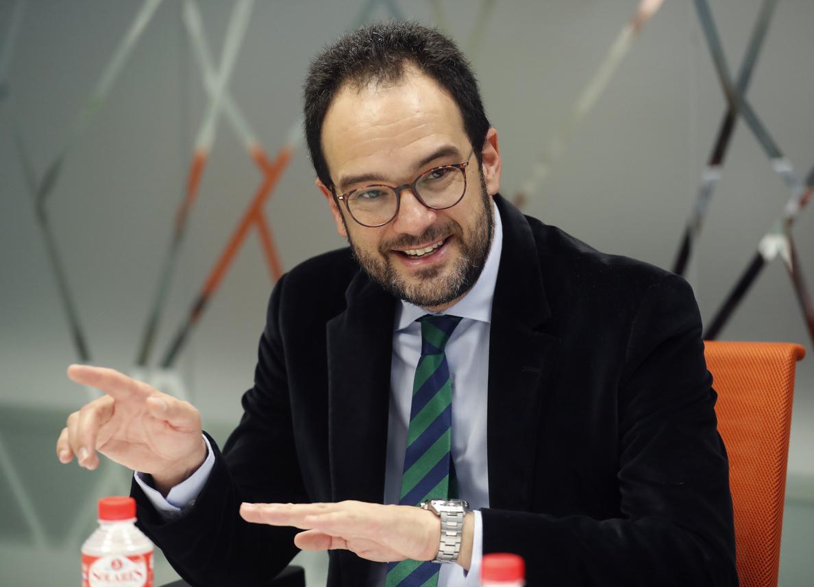 El PSOE preguntará a Rajoy por pensiones tras «alarmante» propuesta del Banco de España