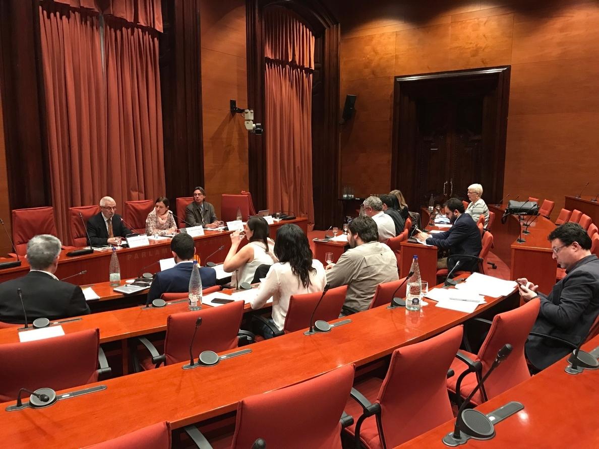 El Parlament catalán rechaza instar al Govern a facilitar memorándums de exteriores que pide Cs