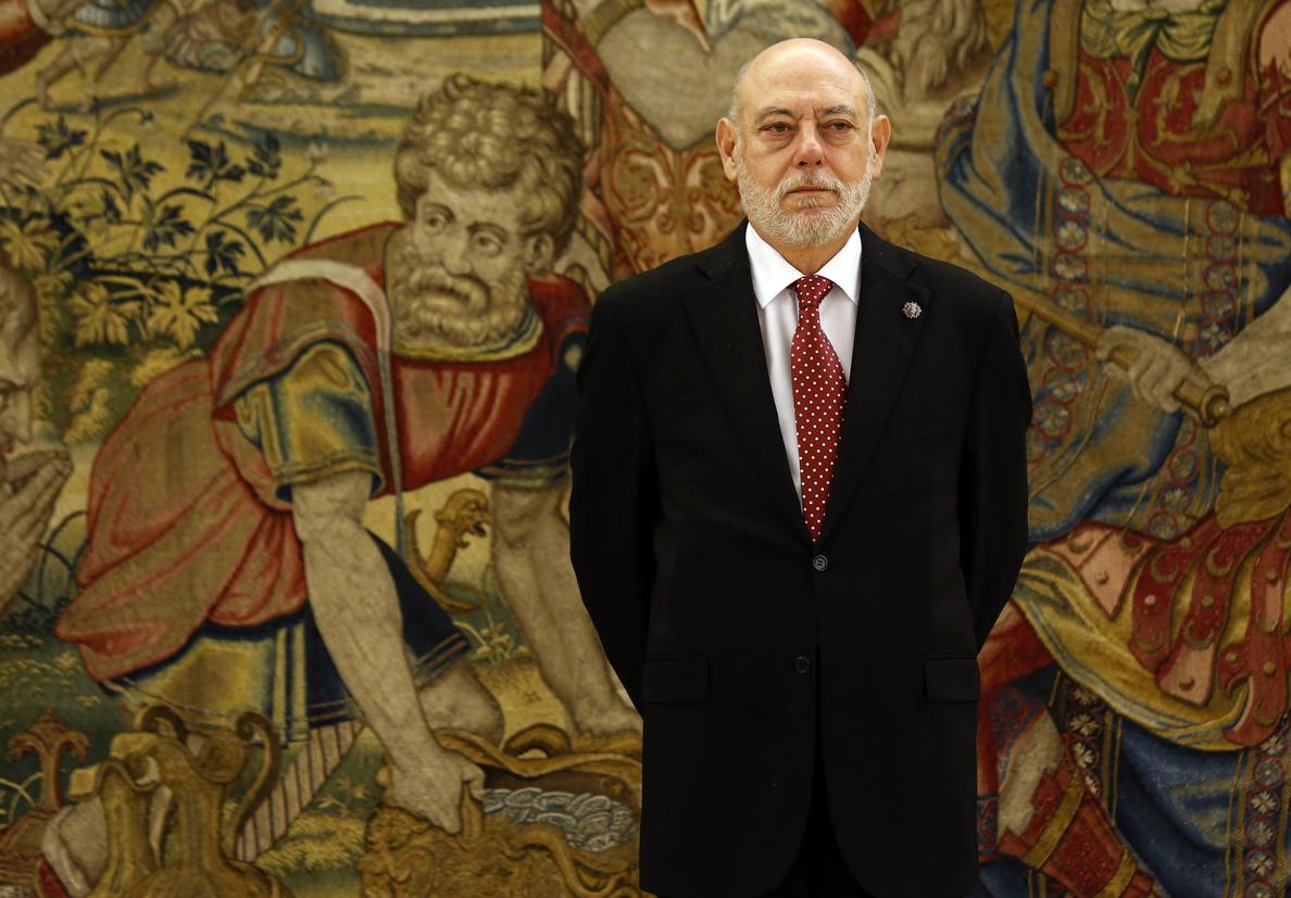 El fiscal general del Estado niega presiones para no acusar a Sánchez y a Sanz