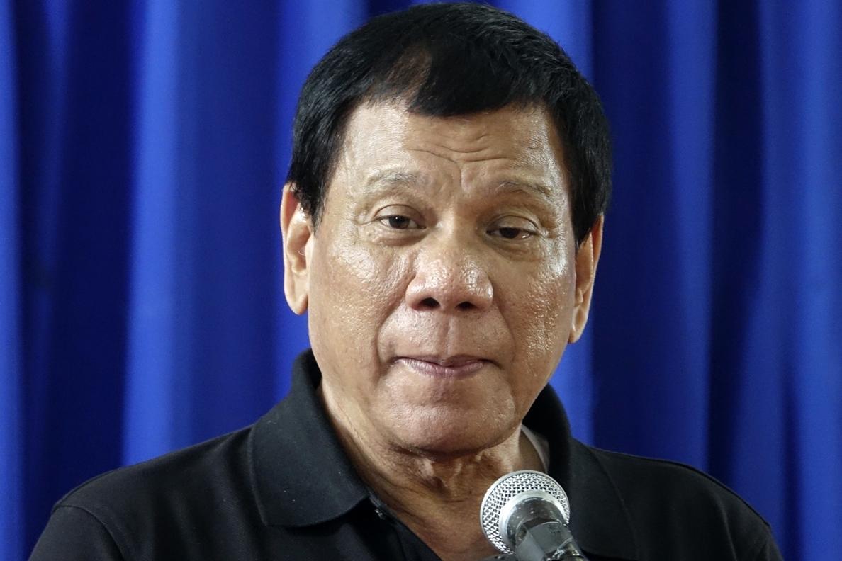 Duterte promete dimitir si se demuestra que ocultó millones en dinero «negro»