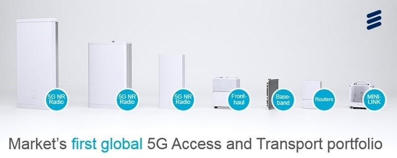 Ericsson lanza la primera solución completa para casos de uso del 5G