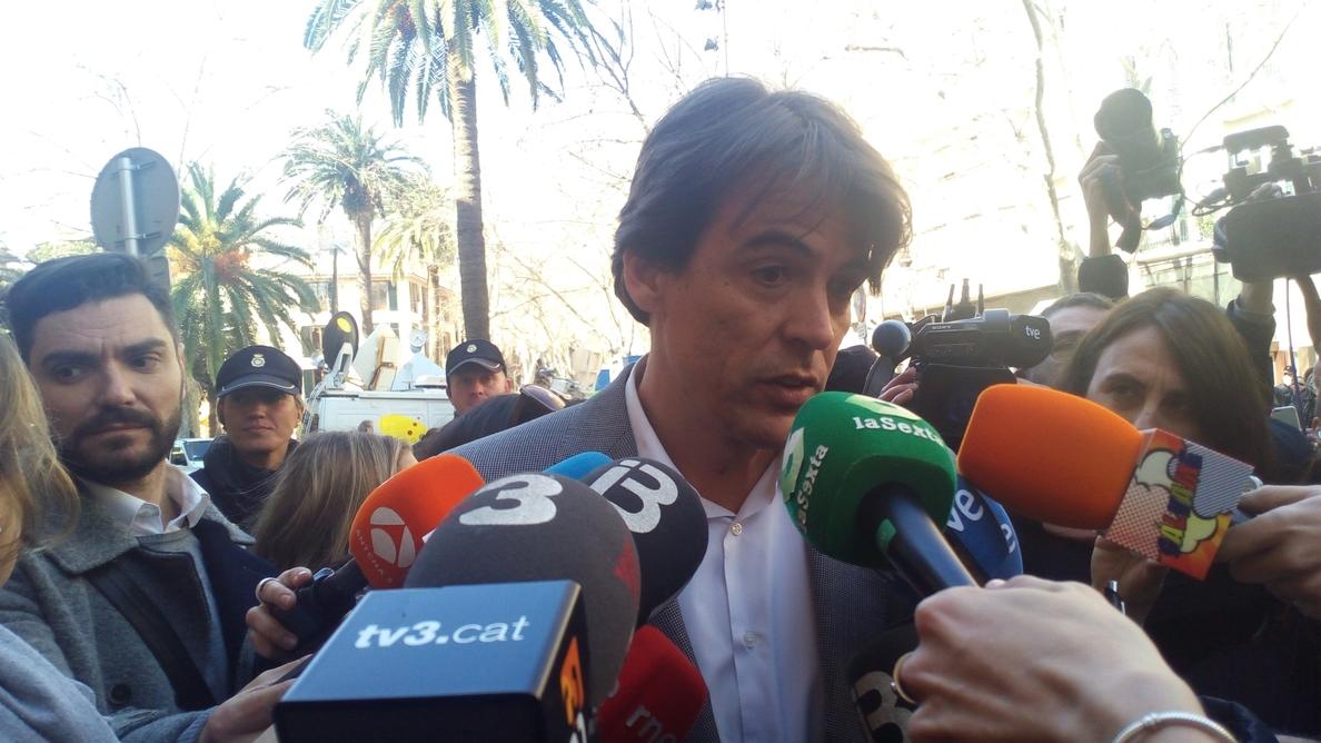 Uno de los abogados de la Infanta Cristina está «absolutamente convencido» de la absolución